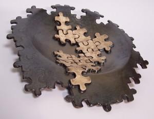 puzzelschaal